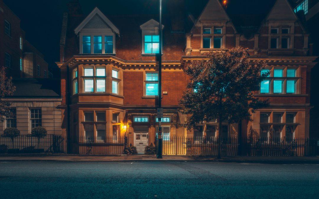 How to improve your front door security – Windowless Doors