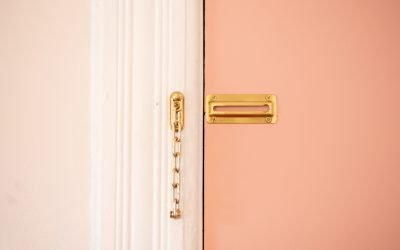 How to improve your front door security – Extra Measures