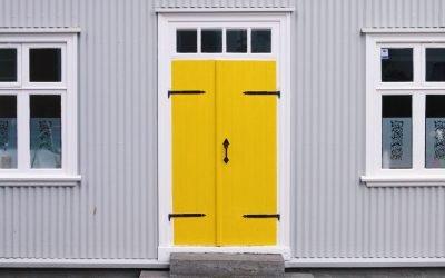 How to improve your front door security – Deadbolt Lock
